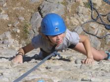 Activitats d'aventura a la Victòria 2014
