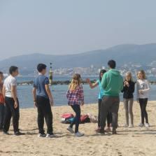 jocs de platja